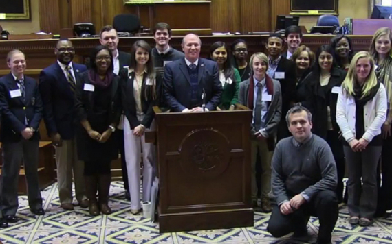 South Carolina State House Tour 2015